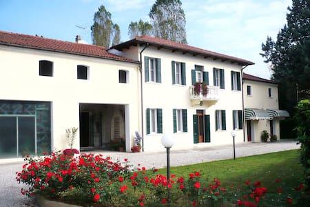 Accogliente appartamento blu a Vigonza - Vigonza - Apartment