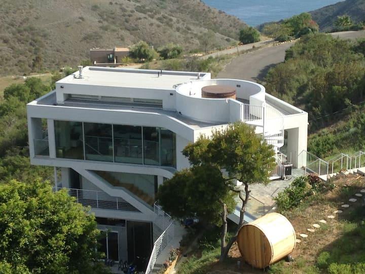 Malibu Architectural - Sea and Sky