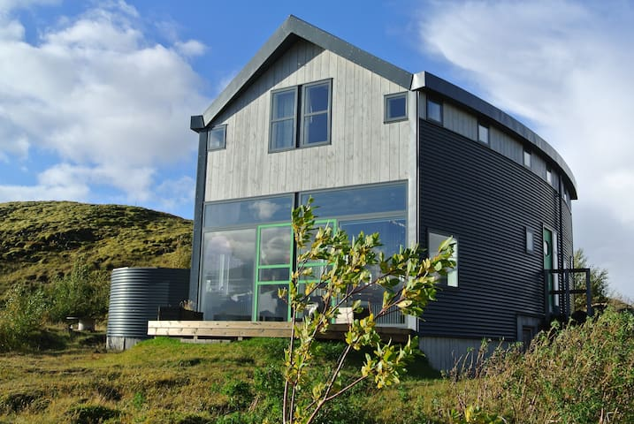 Golden Circle amazing house & view - Reykholt - Casa