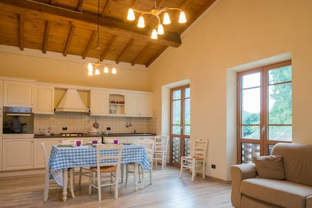 Amazing original country house - Borgo a Mozzano - Wohnung