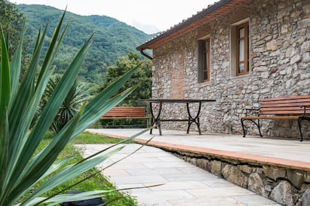 Amazing original country house - Borgo a Mozzano