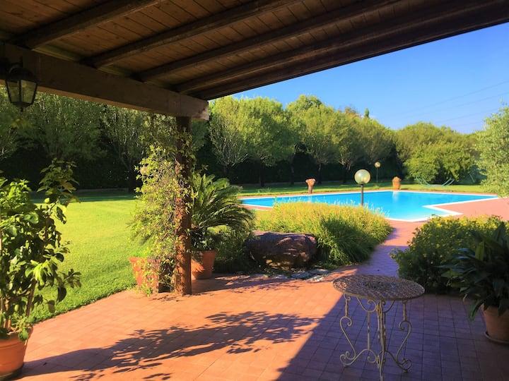 Villa Morenica
