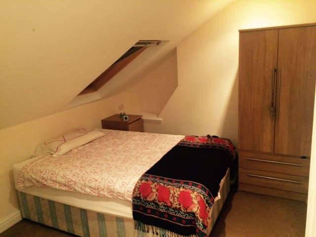 Modern double in Newcastle - Newcastle upon Tyne - Bed & Breakfast