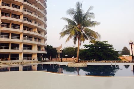 seaview appartment w swimmingpool - Tambon Taphong
