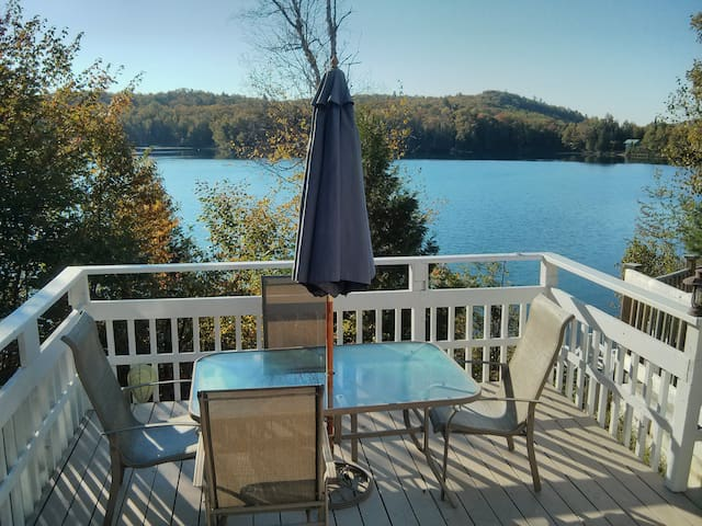 Beautiful cottage on Lake Patterson - Cayamant - Cabin