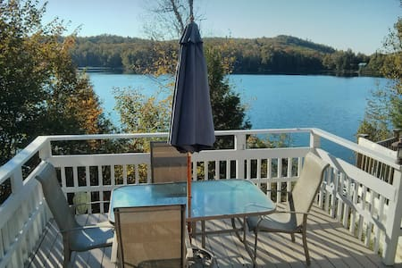 Beautiful cottage on Lake Patterson - Cayamant - Sommerhus/hytte