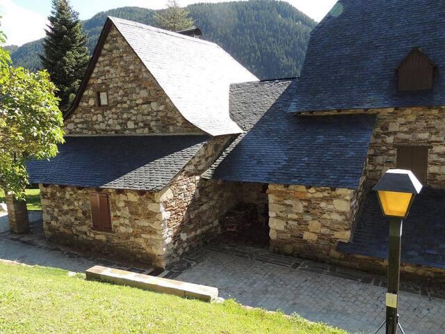 Casa Pleta Baqueira Besiberri - Baqueira - House