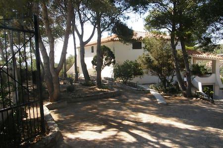 Villa in collina a 200 m dal mare - Maladroxia, Sant'antioco