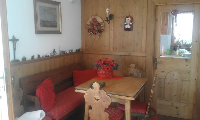 Splendido Chalet nelle Dolomiti - Auronzo di Cadore - Lejlighed