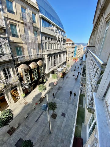 Céntrico y exclusivo loft en Vigo