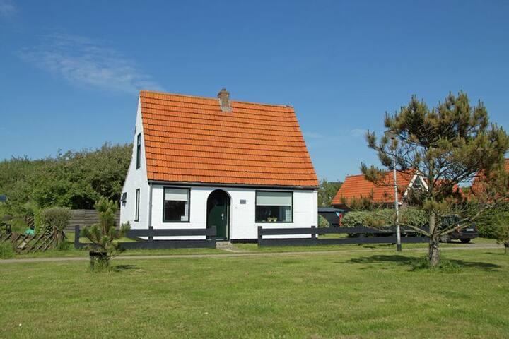 Casa vacacional singular situada a tan solo 100 metros de la playa