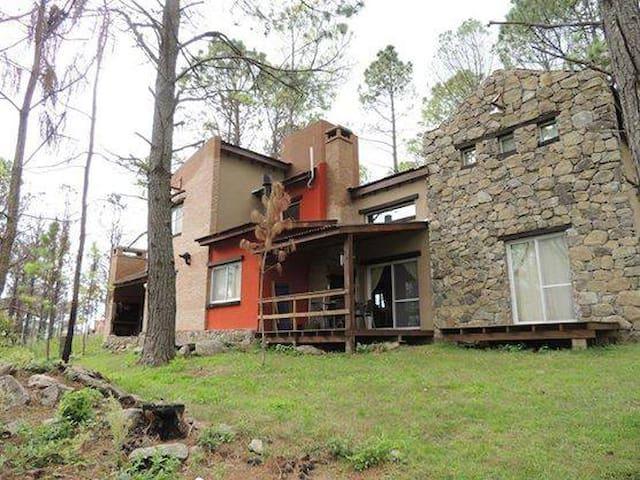 Casa en medio de sierras - Villa Yacanto - Haus