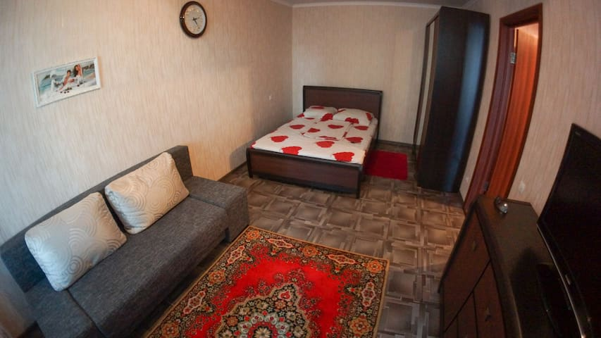 1 room apartment for students - Dnipropetrovs'k