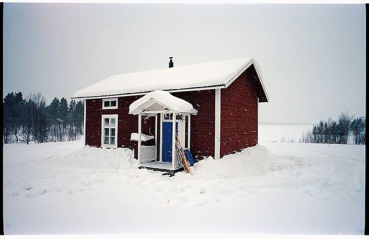 Laddon, the arctic cabin - Jokkmokk - Cabana