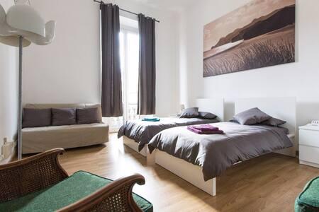 Big Apartment in Corso Buenos Aires Duomo Center - Milano - Leilighet