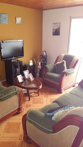 Private room very comfortable - Bogota - House