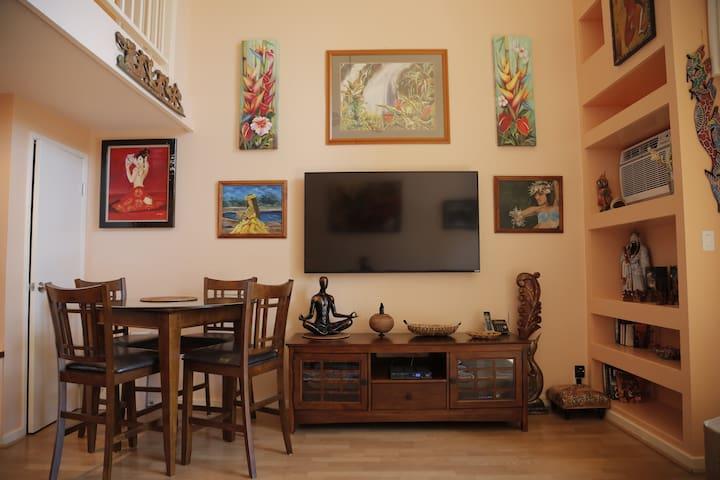 Kihei 2 Bedroom Artful Island Gem