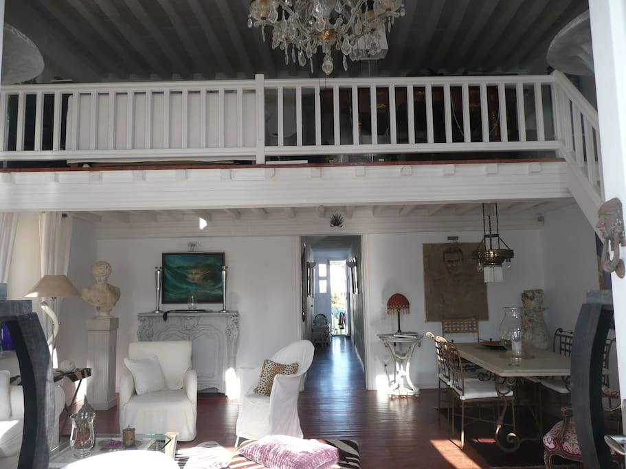 Penthouse Mykonos Luxury Old Town Apartments For Rent In