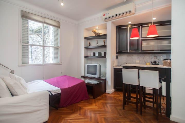 Cute Apartment in Recoleta 3PAX