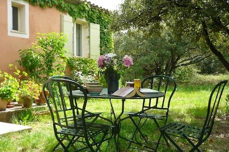Gîte au pied du Luberon - Bonnieux - Casa
