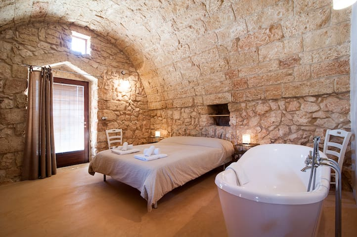 Pajare Salento suite with sea view - Tricase - Haus