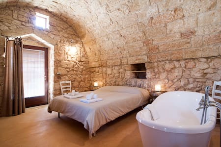 Pajare Salento suite with sea view - Tricase - House
