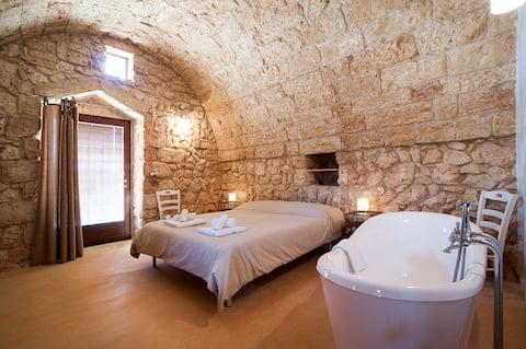 Pajare Salento suite with sea view