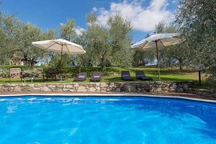 Carmignano*Lo Spigo +swimming Pool