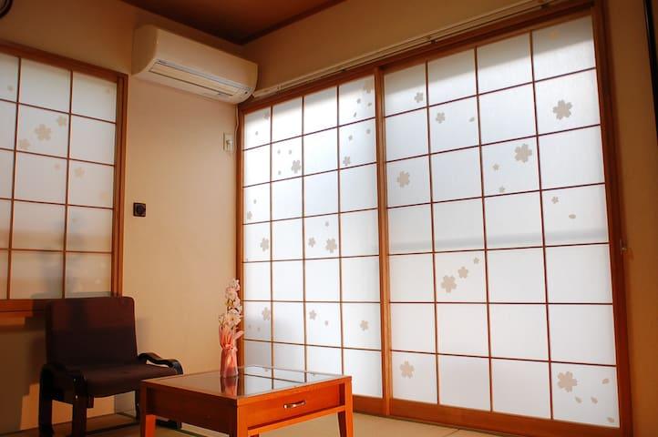 Shinjuku SakuraHouse No5 - Shinjuku-ku - House