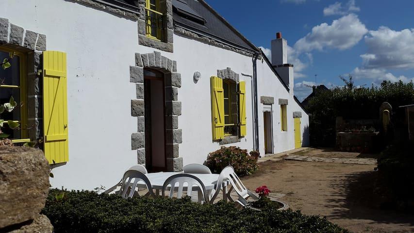 Maison  proche plage et océan - Étel - Casa