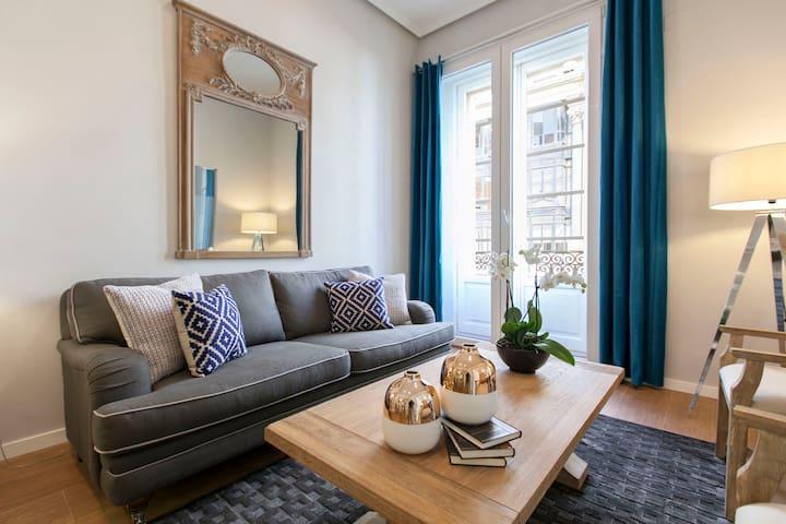 Luxurious Madrid