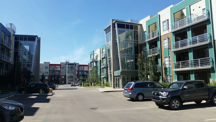 Beautiful furnished upscale condo - Edmonton - Pis