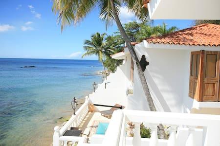 Direct Oceanfront Duplex Suite - in Luxury Resort - Rincón
