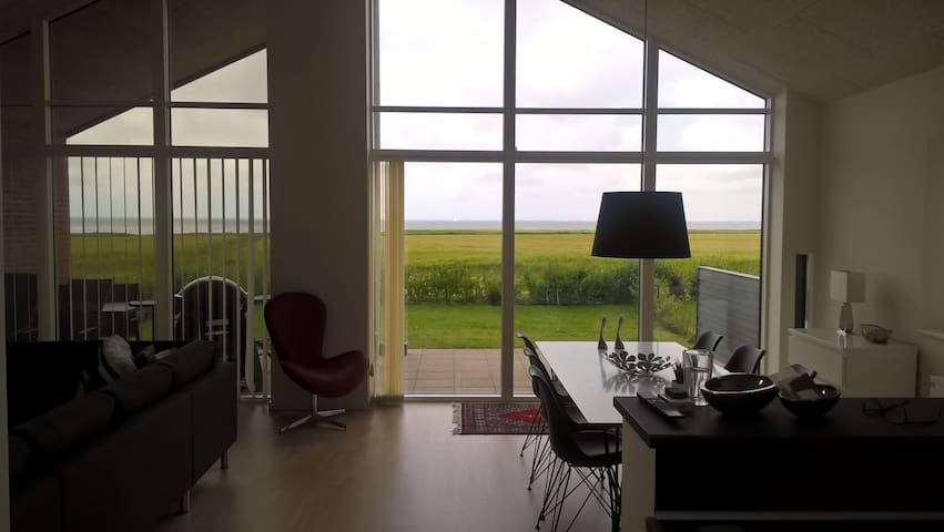 Apartment with view, 300Meter to the see - Ringkobing - Huis