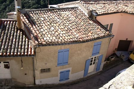 Rustic gite in the South of France
