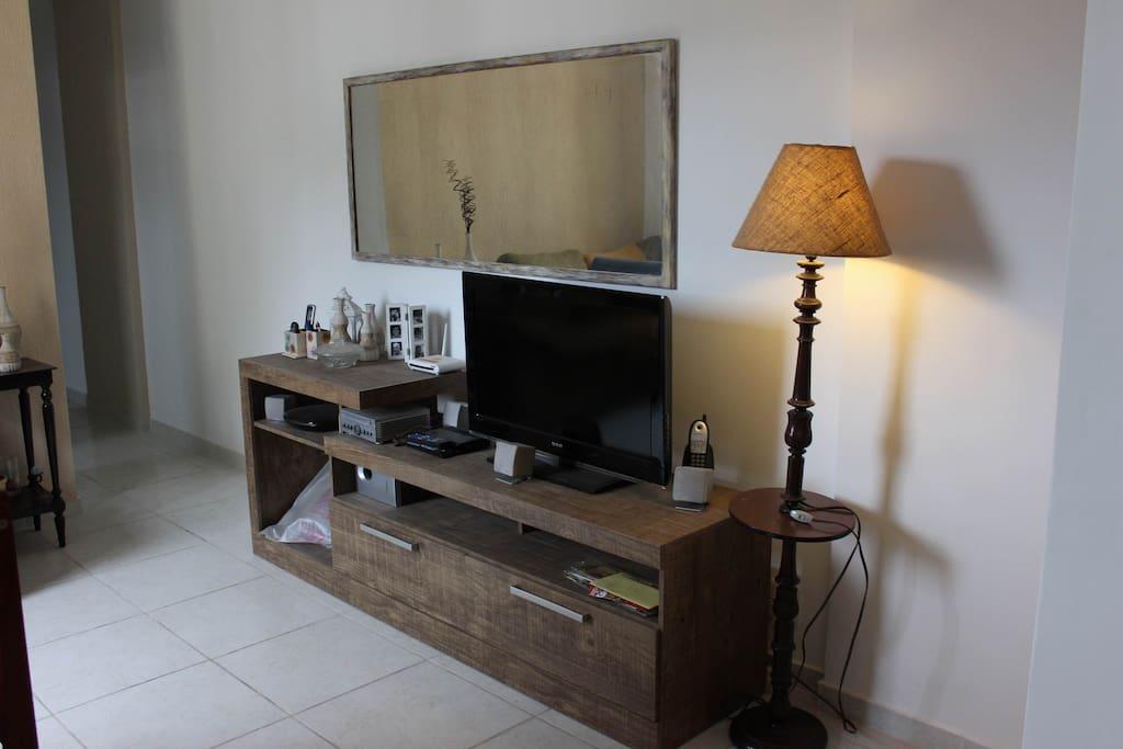 Televisão de LED