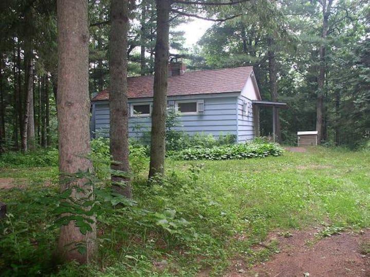 Rustic cabin retreat