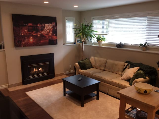 Renovated Suite/Heated Bathroom Flr - West Vancouver - Apartment