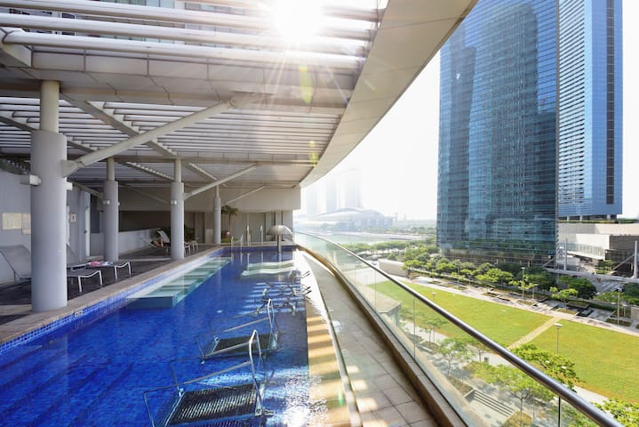 Central and Luxurious ~ MARINA BAY