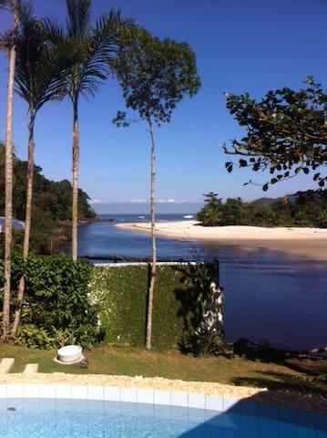 Casa Praia com Vista Espetacular