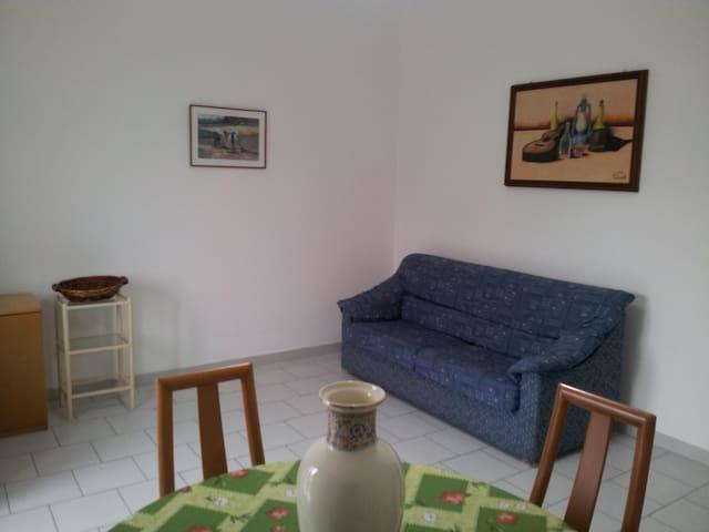 Appartamento 6 posti letto al 1* piano - Marina di Ginosa