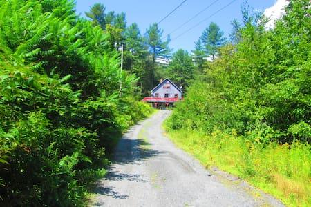 New! Single room in country cabin - Sullivan