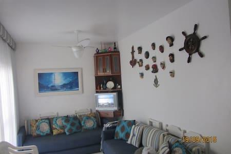 Apartamento Beira Mar em Condominio Fechado - Pontal do Paraná