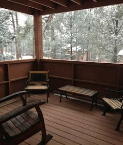 Quiet area of town, close to Links Golf course - 鲁伊多索(Ruidoso)