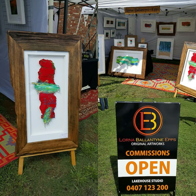 Original Artworks by Lorna Ballantyne-Epps