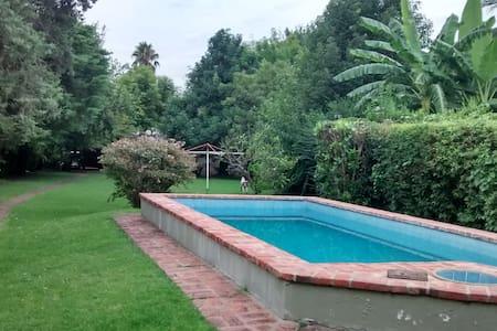 Maison de campagne, parc et jardins,le repos ideal - Gonnet
