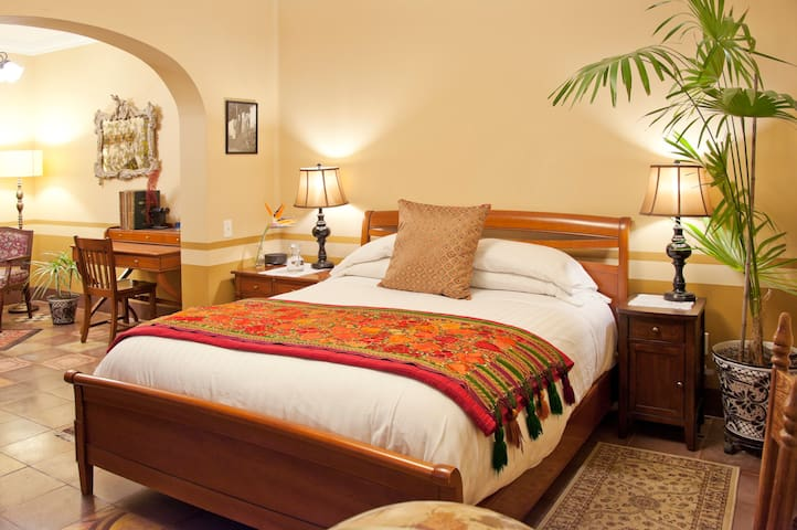 Geographer's Apartment in San Angel - Mexico - Bed & Breakfast