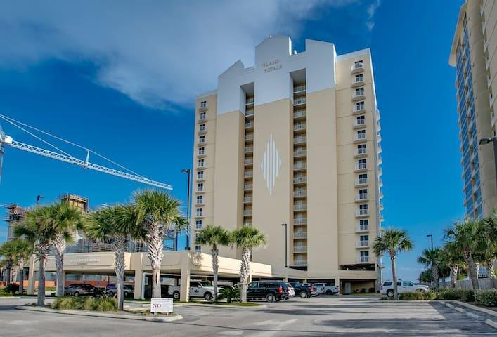 Luxury 2BR/2BA Ocean Front Sweeping Views - Gulf Shores - Condo