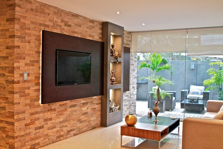 Exclusivo Dpto. / Exclusive Apt. - Lima - Appartement