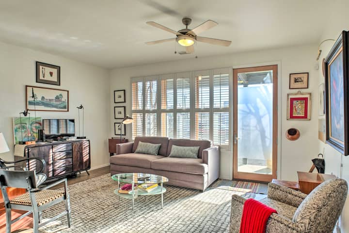 Modern Chattanooga Townhome w/Rooftop Deck & Yard!